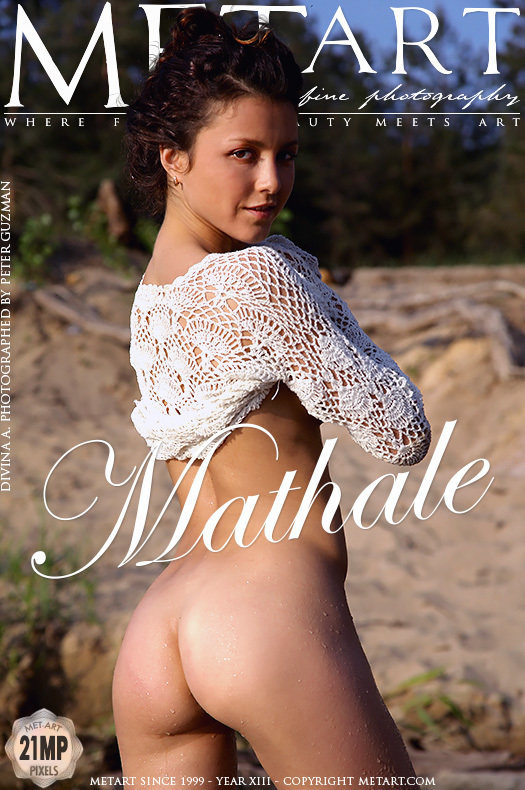 MetArt [2014-09-19_MATHALE] 19.09.2014 Divina A - Mathale by Peter Guzman