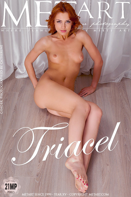 MetArt [2014-10-26_TRIACEL] 26.10.2014 Ginger - Triacel by Catherine