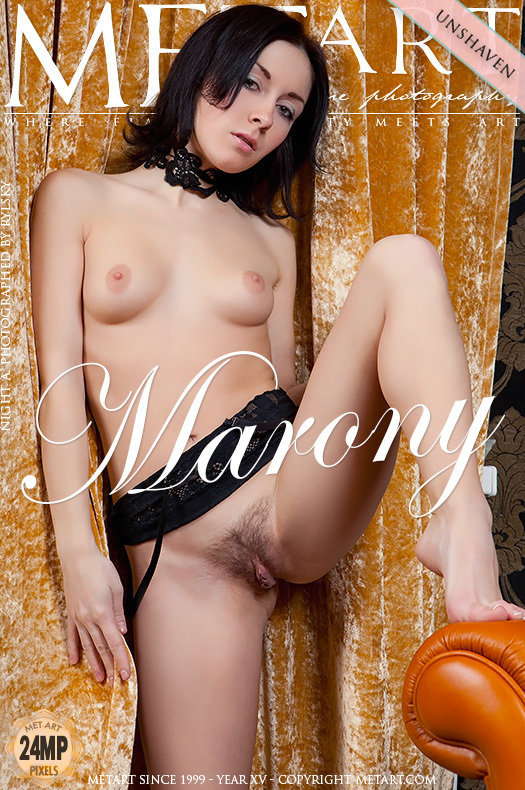 MetArt [2014-12-31_MARONY] 31.12.2014 Night A - Marony by Rylsky