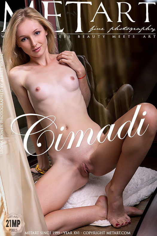 MetArt [2015-01-14_CIMADI] 14.01.2015 Leona Honey - Cimadi by Albert Varin