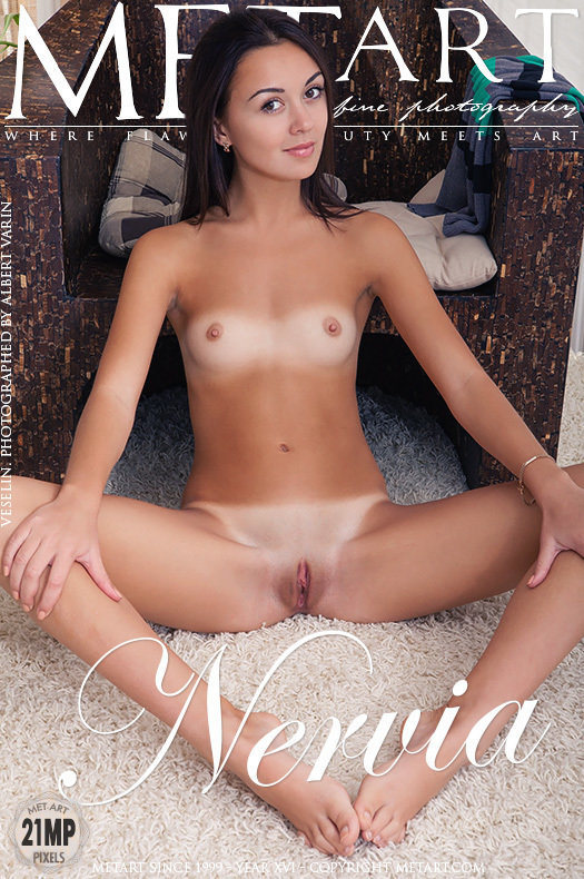 MetArt [2015-02-07_NERVIA] 07.02.2015 Veselin - Nervia by Albert Varin