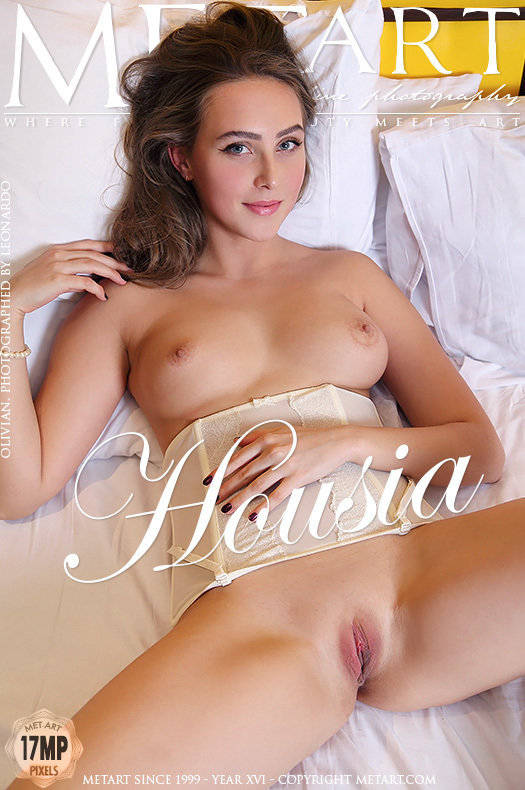 MetArt [2015-03-27_HOUSIA] 27.03.2015 Olivian - Housia by Leonardo