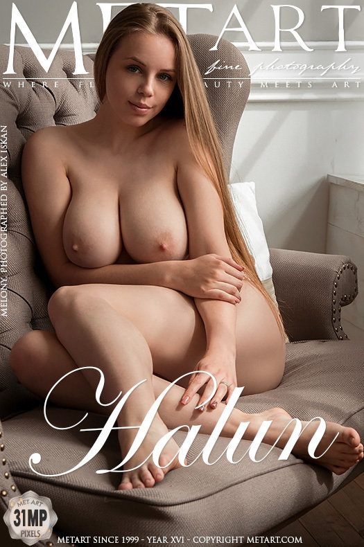 MetArt [2015-06-11_HALUN] 11.06.2015 Melony - Halun by Alex Iskan