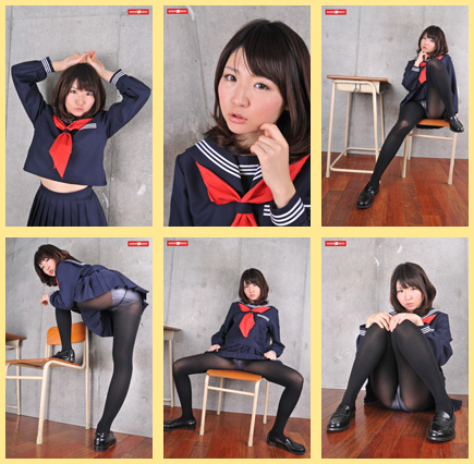 Passion Fruits [CH537] CH537 PhotoPack 02-37 (小春奈央さん)