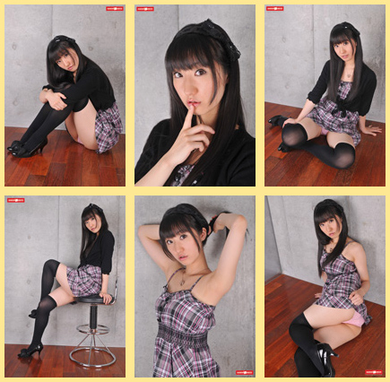 Passion Fruits [CH611] CH611 PhotoPack 03-11 (相沢まりんさん)