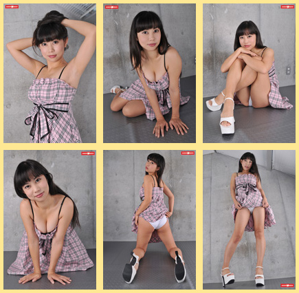 Passion Fruits [CH620] CH620 PhotoPack 03-20 (木村優里さん)