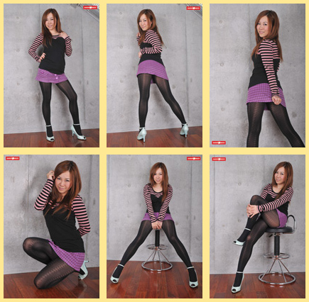 Passion Fruits [CH639] CH639 PhotoPack 03-39 (市川心さん)
