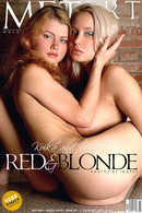 MetArt [2005-03-20_RED-AND-BLONDE] 20.03.2005 Bella A & Koika - Red And Blonde by Ingret