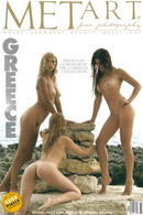 MetArt [2005-03-27_GREECE] 27.03.2005 Nikita B & Ulya F... - Greece by Goncharov