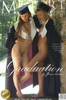 MetArt [2005-08-07_GRADUATION] 07.08.2005 Uliya B & Vika Z - Graduation by Goncharov