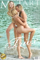 MetArt [2006-10-16_TRIOX] 16.10.2006 Julia AL & Veronika E... - Triox by Skokov