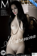 MetArt [2009-04-30_KARENINA] 30.04.2009 Carmen B - Karenina by Los Angeles