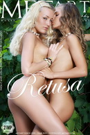MetArt [2014-05-22_RETUSA] 22.05.2014 Inga C & Liza B - Retusa by Leonardo
