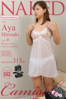 Naked-Art [P00552] Photo No.00552 広崎愛弥 Camisole 高画質フォト