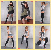 Passion Fruits [CH625] CH625 PhotoPack 03-25 (玲音奈未さん、川崎優さん)