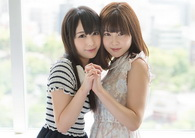 S-Cute [relay_004] Yurina & Ruka #1 レズリレー #372 Yurina